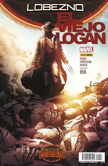 Lobezno: El Viejo Logan #3