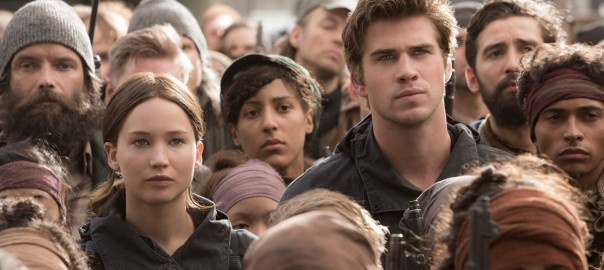 Jennifer Lawrence y Liam Hemsworth