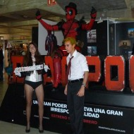 Deadpool Zatanna y Constantine