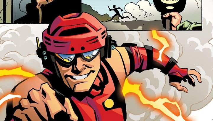Flash: Temporada Cero #1