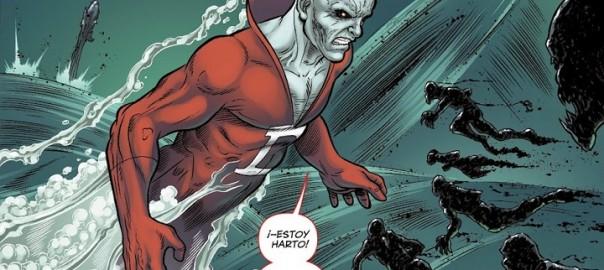 Liga de la Justicia Oscura #11