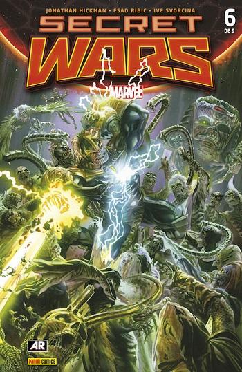 Secret Wars #6
