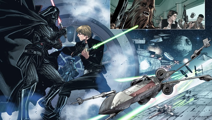 Star Wars: Imperio Destruido