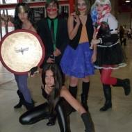 X-23, Wonder Woman, Joker, Harley Quinn