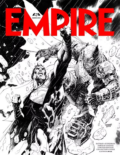 Portada de Empire por Jim Lee