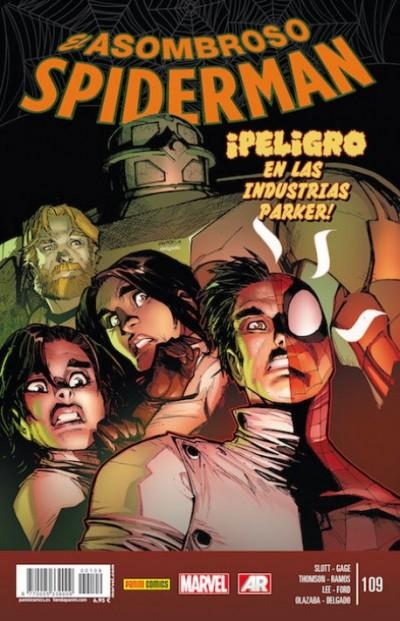 El asombroso Spiderman #109