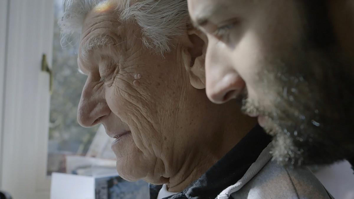 David Prowse y Marcos Cabotá