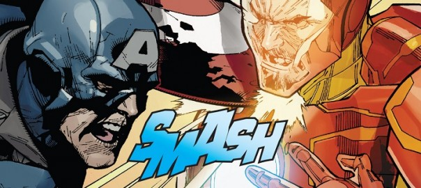 Los Vengadores #60: Civil War