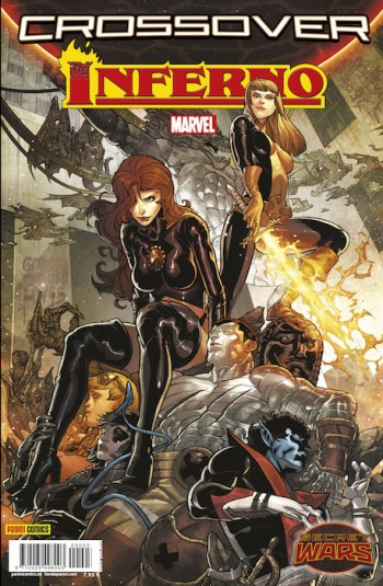Secret Wars: Inferno