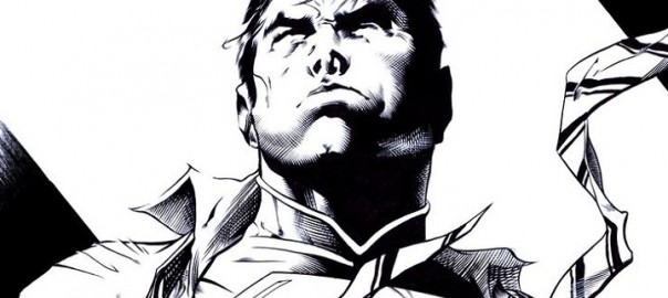 Superman, por Jim Lee