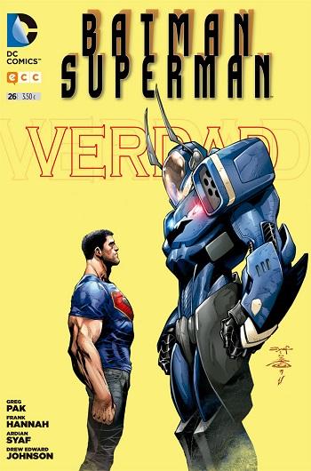 Batman / Superman #26