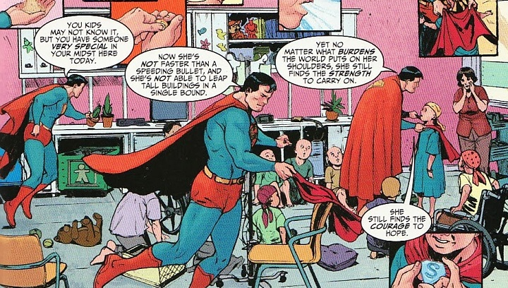 Adventures of Superman #10