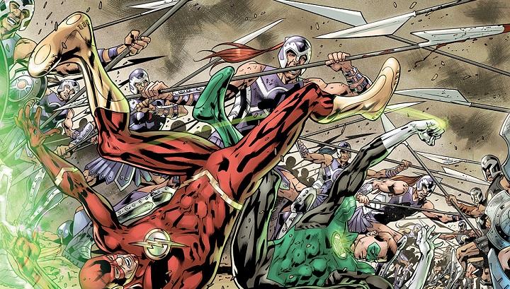 JLA - Liga de la Justicia de América #3