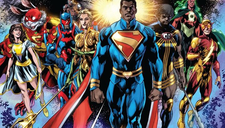 El Multiverso: Justicia Encarnada