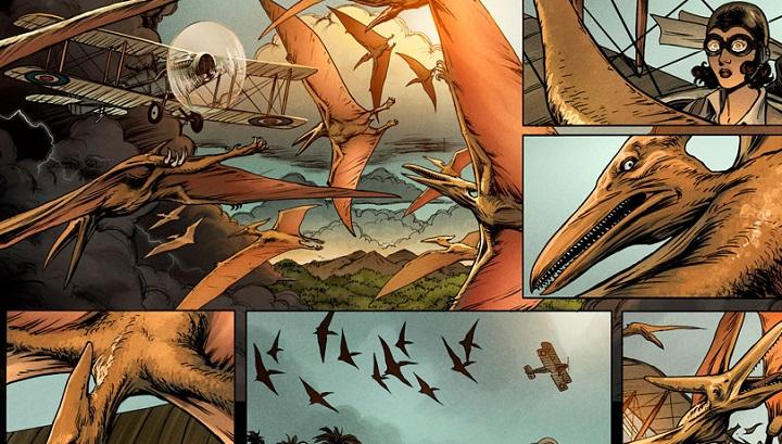 Secret Wars: Crossover #5