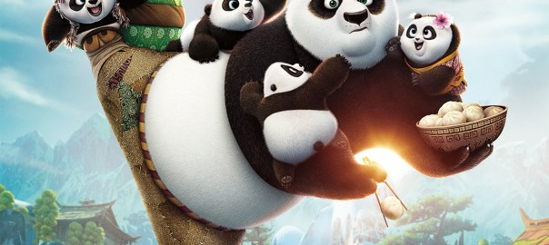 Kung Fu Panda 3_Poster