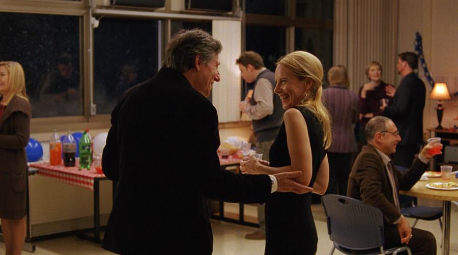Gabriel Byrne y Amy Ryan