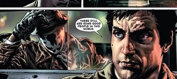 Antes de Watchmen: Rorschach
