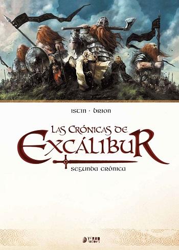 Las Crónicas de Excálibur #2