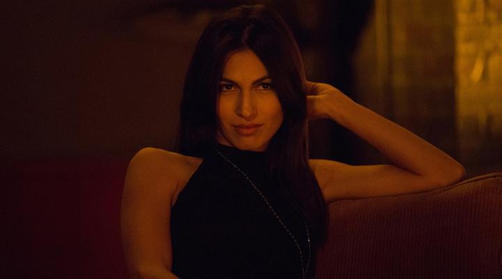 Elektra en la segunda temporada de Daredevil