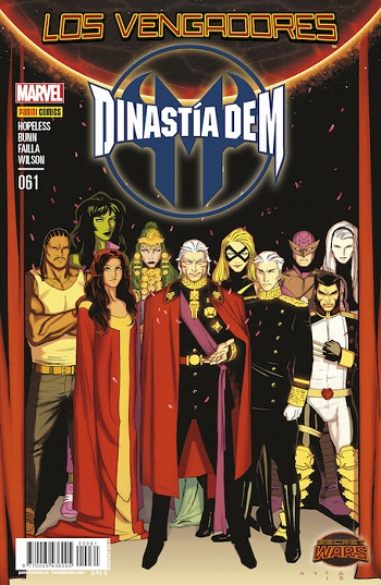 Secret Wars: Dinastía de M