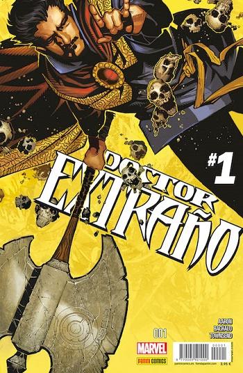 Doctor Extraño #1