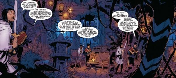 Doctor Extraño #2