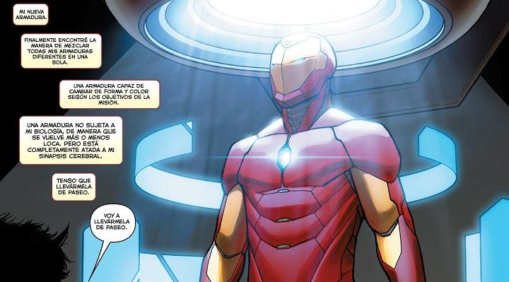 Invencible Iron Man #1