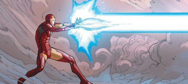 Invencible Iron Man #2