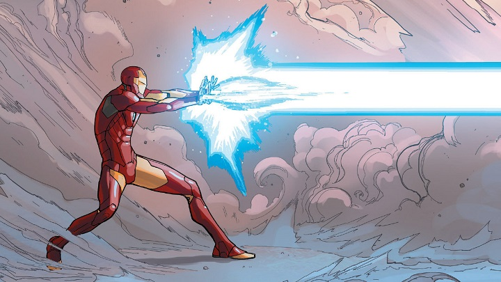 Invencible Iron Man #2