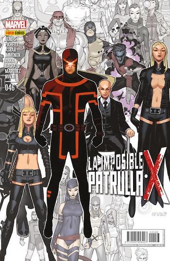 La Imposible Patrulla-X #46