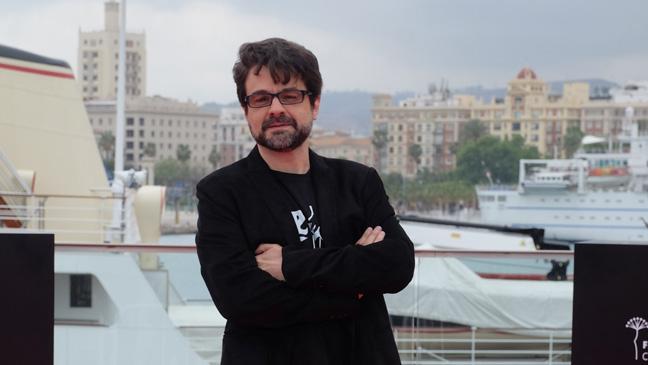 Pedro Barbero, foto de Pipo Fernández