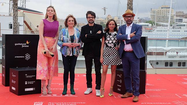 """Equipo de """"El futuro..."""" Foto de Pipo Fernández"""