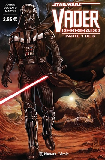Star Wars: Vader Derribado #1