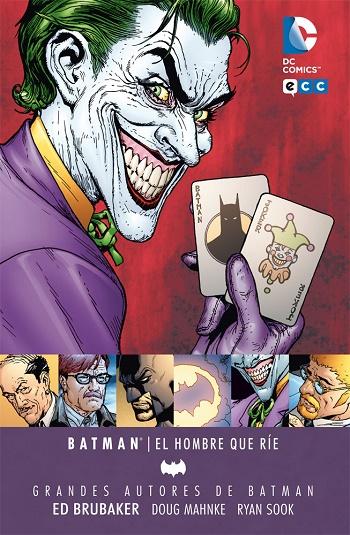 Grandes Autores de Batman: El Hombre que Ríe
