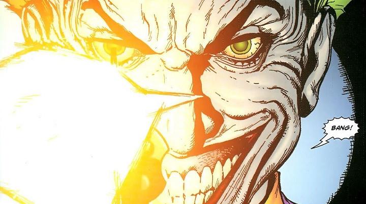 Grandes Autores de Batman - Ed Brubaker: El Hombre que Ríe