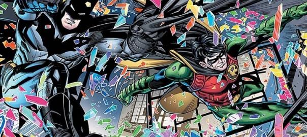 Batman y Robin Eternos: #2