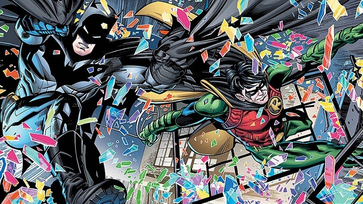 Batman y Robin Eternos: #2
