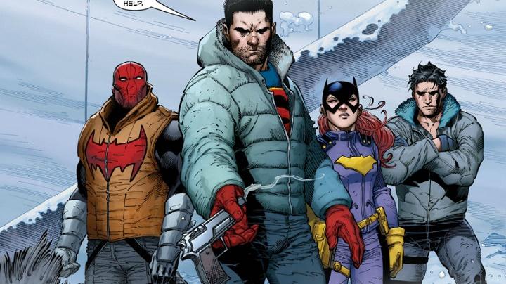 Batman / Superman #31
