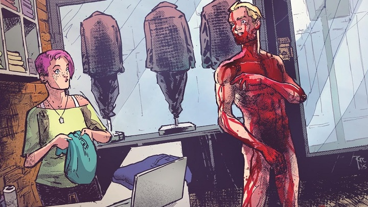 Constantine: Hellblazer #1