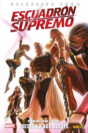 Escuadrón Supremo #1