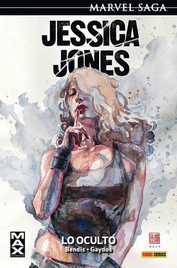 Marvel Saga - Jessica Jones #3
