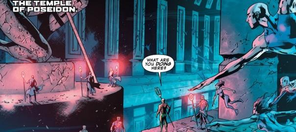 JLA - Liga de la Justicia de América #6