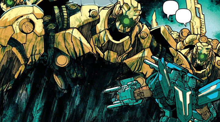 Transformers; More than Meets the Eye #3