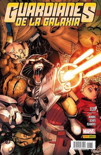 Guardianes de la Galaxia #39
