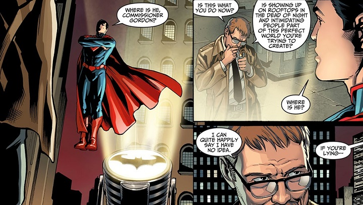 Injustice: Gods Among Us Año 2 #1