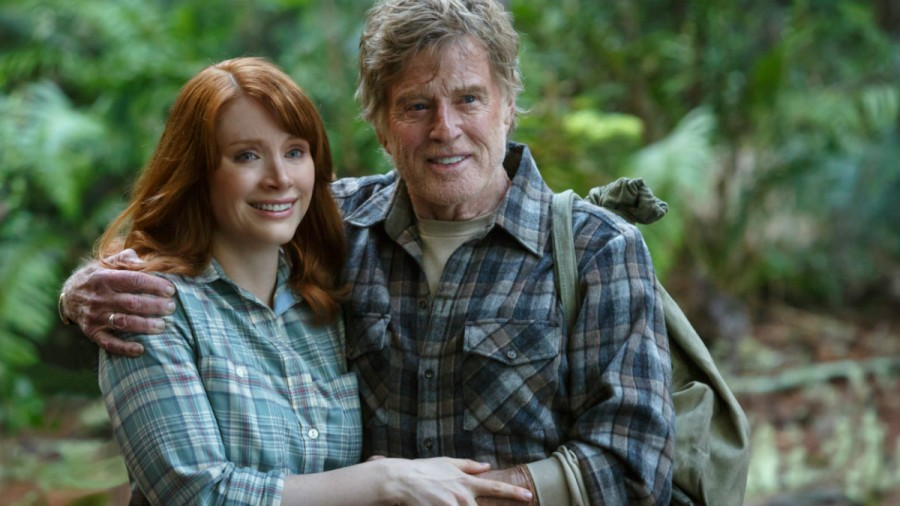 Bryce Dallas Howard y Robert Redford