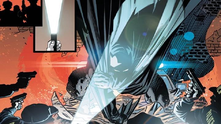 Caballero Oscuro III: La Raza Superior #1