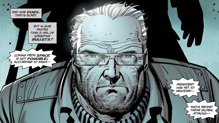 Caballero Oscuro III: La Raza Superior #3