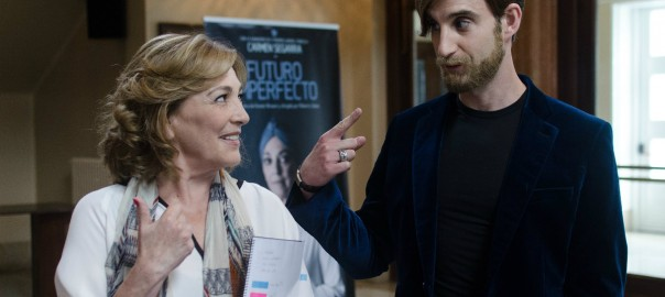 Carmen Maura y Dani Rovira